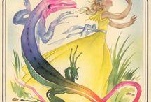 illustration for kids / by Aaryn West