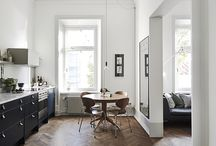 Home design: One room apartment