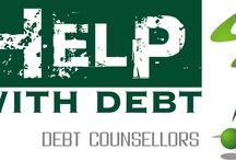 Debt counselling Mpumalanga and Limpopo / Some advertising for our Debt review and debt coiunselling website