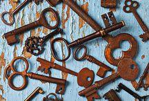 Keys / by Tamra Green