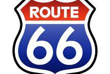 Route 66 Travel Scrapbook