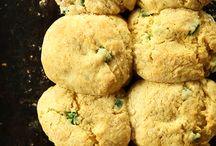 vegan bread/buns/biscuits