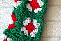 Christmas / crochet and food and decorations / by Linda Miller-Christianson