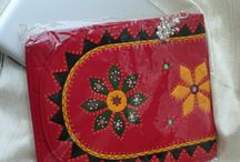 Indian bags purses handbags from Artikrti / Bags for every dress, for every occasion, for women- clutches, handbags, wristlets, totes, shoulder bags, sling bags, laptop bags, iPad pouches, mobile phone pouches, wallets, card holders., passport pouches.