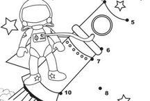 Proyecto El astronauta