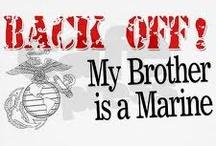 Marine Sister <3 / by Amanda S.