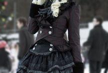 { Steampunk Couture }