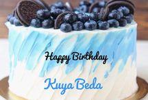 kuya Beda bday cake