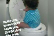 Parenting tips hacks