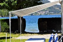 Punta Lago Camping / Camping Punta Lago is situated in Calceranica al lago, directly on the shores of the beautiful Caldonazzo Lake. The camping is a perfect place where to experience a relaxing and quiet holiday thanks to the peace offered by the camping itself and the wonderful landscape surrounding the area.