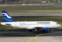 Vliegtuigen Finnair