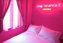 Pink. / For everyone who loves the sweet color #pink. / by Tablet Hotels