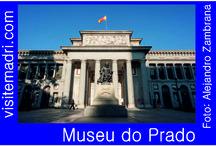 Museu do Prado. Foto Alejandro Zambrana