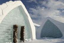Ice Hotels in Canada / Romantic Ice Hotel Rooms in Canada.. Don't miss these Nature of Hotels..