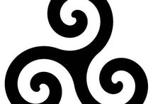 Gypsy Rose Celtic art /  Celtic art