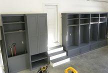 New Garage / by Kelly Schuler