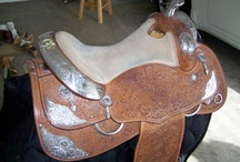 Western Saddles / our favorite pictures of Western saddles and western horseback riding.