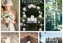 Notebook Themed wedding