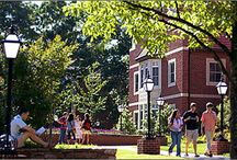 My Colleges! / by Kyndall Foust