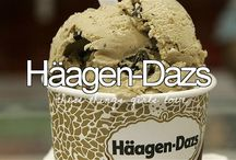 Häagen-Dazs  / This is the best ice-cream in the world!