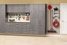 The Family Garage / Transform an underused space into a storage sanctuary for the whole family with an organized garage. / by EasyClosets