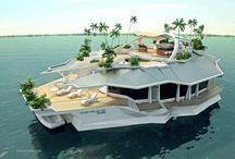 Architecture, Outdoor exterior & Interior designs / WOW !