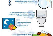 GREEN Cuidar los Tesoros no Renovables(agua,energía etc, etc) / by Consuelo Rojo