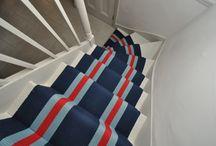 Off The Loom Stair Runner | Ramshaw 1