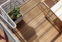 Ideen rund ums Haus / Holz in Garten und Landschaft: Holz natürlich und naheliegend für #Garten, #Terrasse und #Außenbereiche: www.braun-wuerfele.de idée jardin