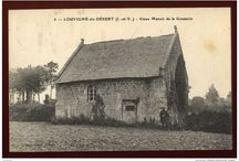 Patrimoine à Louvigné-du-Désert (35 - France) / ressources sur le patrimoine bâti ou immatériel à Louvigné-du-Désert et à l'entour.