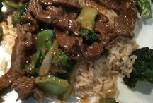 Healthy Beef Recipes / by Sierra Gould