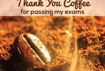 Thank You Coffee / What would you thank coffee for?