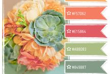 Color Swatches / Color swatches for digital scrapbooking / by Kimberly Winters-Armstrong