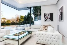 Bette Davis Villa, United States / The restyling of the historical villa of Bette Davis in the heart of Beverly Hills, a bespoke project that fully embraced our home project philosophy: from architectural space down to the tiniest furnishing detail.