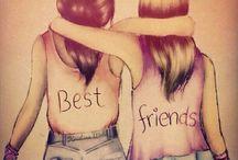 Meillleurs amis