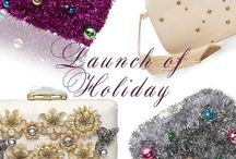 Holiday 2013 - KOTUR / Introducing the Holiday Collection, Evening Bags for that special time of year. Holiday 2013 #KOTUR