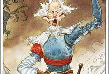 DON QUIJOTE / Biografía de Miguel de Cervantes