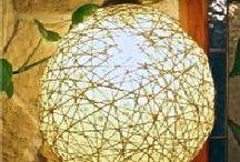 Lampenschirme selber machen