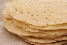 Kenyér, lepény, palacsinta / Teljes értékű ételek 160g CH IR diétához, gluténmentes, tejmentes, tojásmentes, vegán étrendhez Nóri mindenmentes konyhájából.