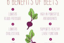 Health & Wellbeing Inspiration / Motivational quotes and facts about beetroot
