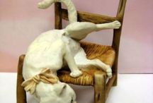 Giuseppe Armani - Cats and Dogs / Florence Giuseppe Armani figurines (Italy)