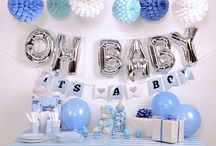 Baby boys baby shower