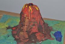 volcano experi