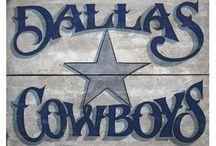 DALLAS COWBOY GREATS / Dallas Cowboys  / by Elder Kevin B. Shaw