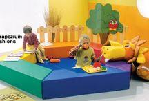 Library Children's Section Design Ideas