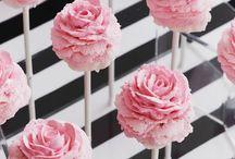 cake pops, one after one!!! / by Maria Gabriella Borrelli