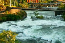 Spokane, WA / by Shauna Crandall