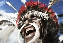 Papuan / The tribes arround Papua.