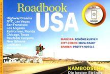 Reisen, Abenteuer & Magazine
