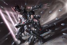 Domino+Wolverine